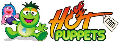 Hot Puppets Logo